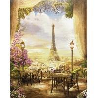 Алмазная мозаика ВИД НА ПАРИЖ